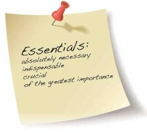 EssentialsDefinition