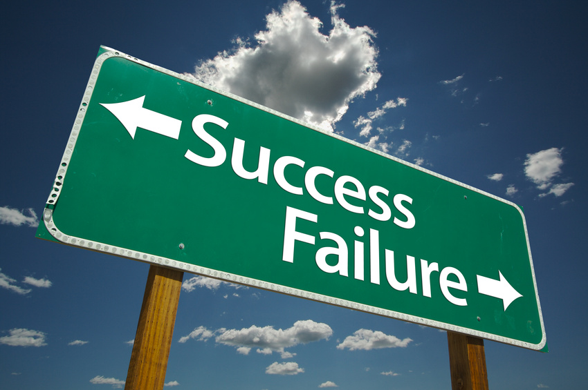 success or failure in the organizational The failure of success: how the bathsheba syndrome and emotional intelligence contribute to the downfall of army organizational-level leaders.